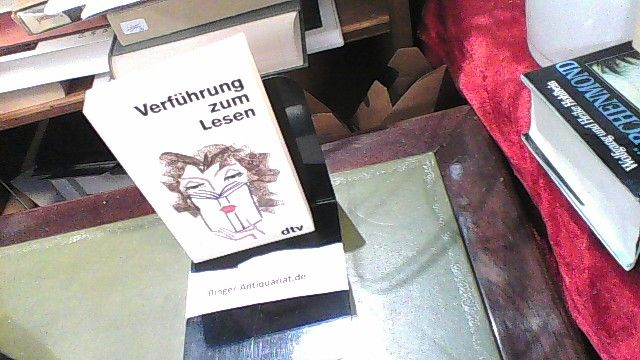 Verführung zum Lesen Lutz-Werner, Wolff: - Bingen am Rhein, Deutschland - Verführung zum Lesen Lutz-Werner, Wolff: - Bingen am Rhein, Deutschland