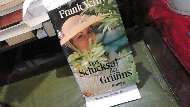 Das Schicksal der Griffins Yerby, Frank: - Bingen am Rhein, Deutschland - Das Schicksal der Griffins Yerby, Frank: - Bingen am Rhein, Deutschland