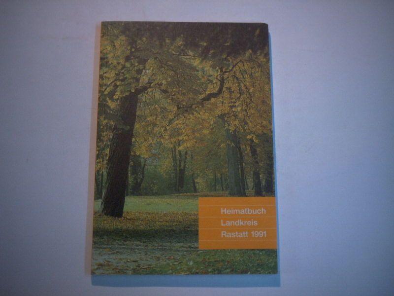 Heimatbuch des Landkreises Rastatt 1991.