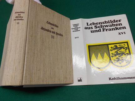 Lebensbilder aus Baden-Württemberg / Lebensbilder aus Schwaben und Franken