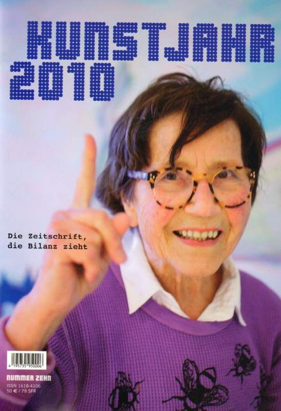 Kunstjahr 2011 . Die Zeitschrift, die Bilanz zieht - Nummer Elf - Henze, Wolfgang, Ingeborg Henze-Ketterer und Gabriele  Schmid Karlheinz ( Hrsg.) Lindinger