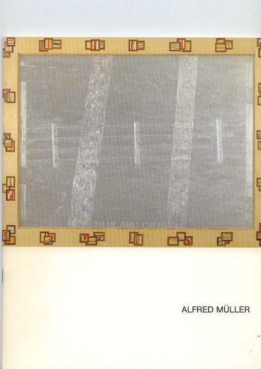 Alfred Müller. - Bohnen, Uli und Andreas Vorwinckel