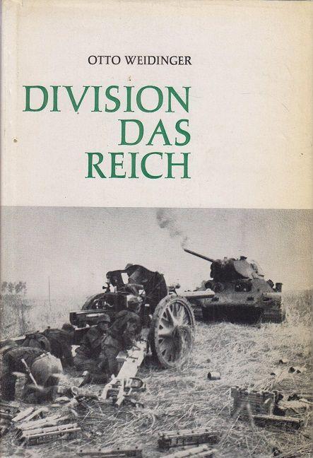 Division Das Reich Teil: Bd. 2., 1940 - 1941 ( Divisions-Chronik ) Der Weg der 2. SS-Panzer-Division
