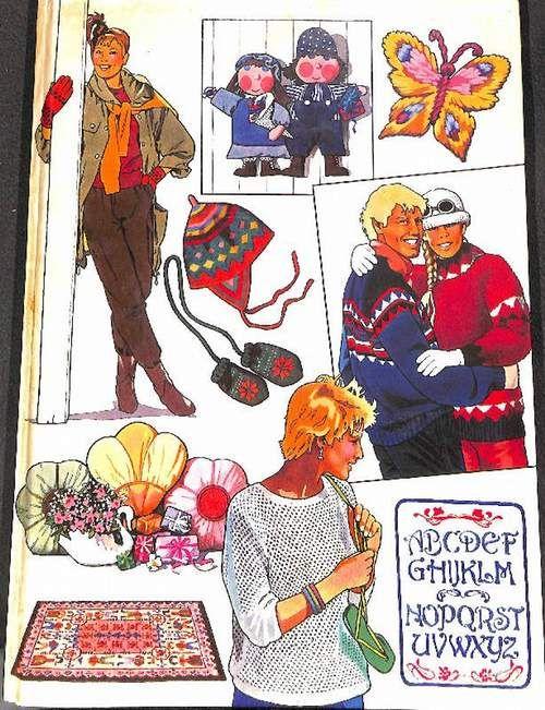 Das Große Buch Der Handarbeiten Band V Stricken Häkeln Sticken