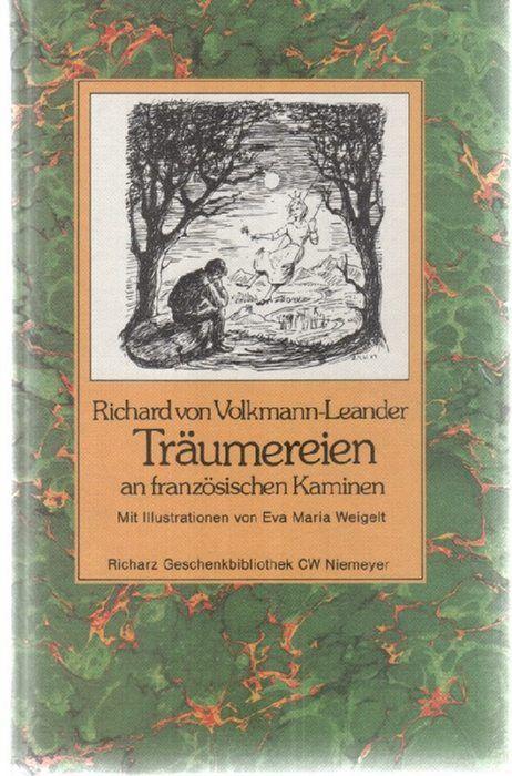 Richard Von Volkmann-leander Verkaufspreis Bücher Vom Unsichtbaren Königreiche