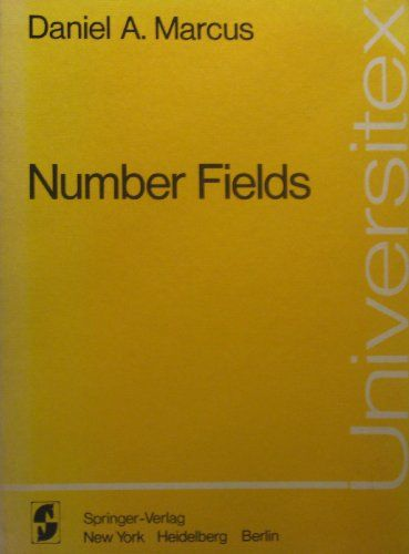Number Fields (Universitext) - Marcus, Daniel A.