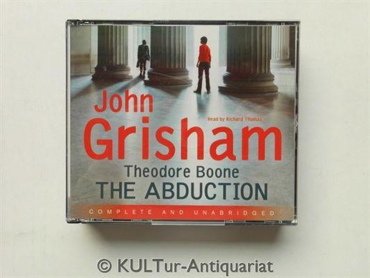 Theodore Boone. The Abduction (4 Audio-CDs). - Grisham, John