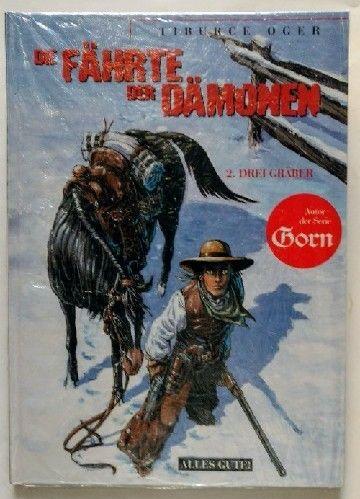 Die Fährte der Dämonen, Bd. 2: Drei Gräber.