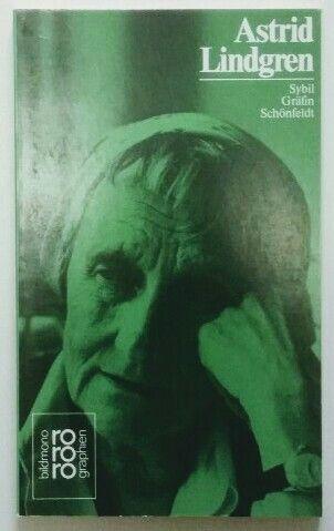 Astrid Lindgren. Monographien. - Schönfeldt, Sybil