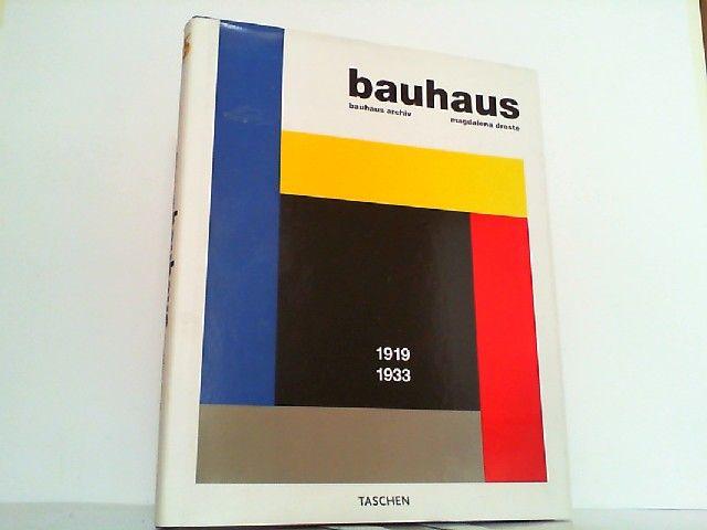 Bauhaus 1919-1933. - Droste, Magdalena und Bauhaus Archiv
