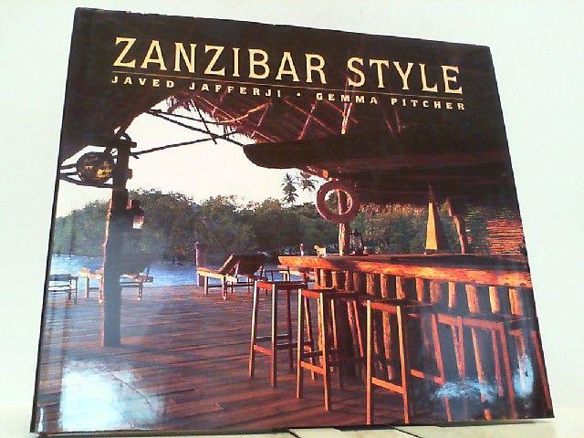 9987667015 - Pitcher, Gemma and Javed Jafferji: Zanzibar Style. - Kitabu