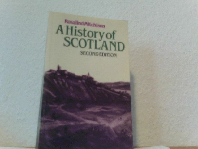A History of Scotland. Illustrated by Goerge Mackie.