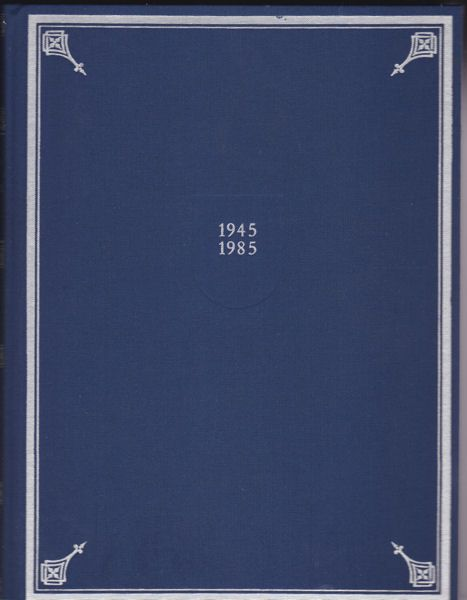 Generalregister wappenführender Familien. 1945-1985