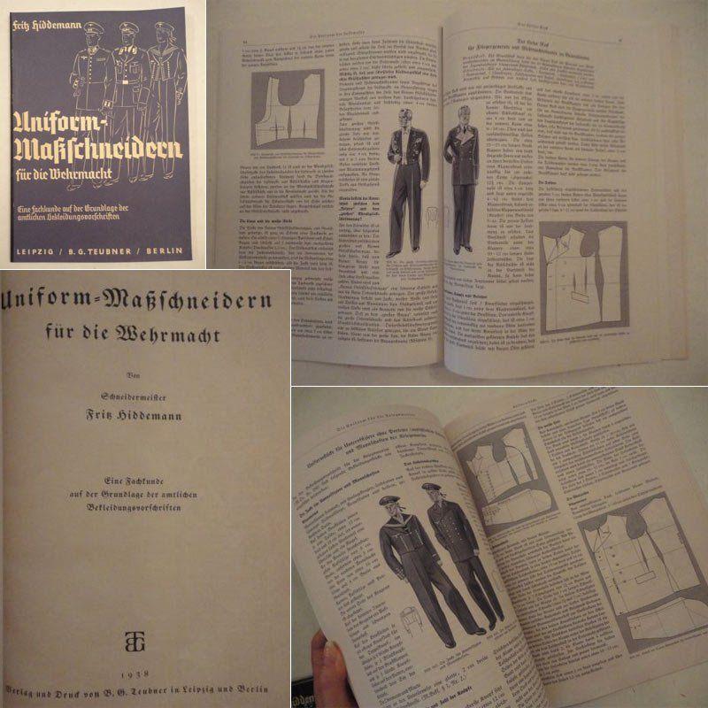 Uniform-Herstellung (79 antiquarische Bücher) gefunden bei www ...
