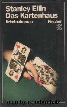 Kartenhaus - Krimi, Thriller, Kriminalgeschichten - Ellin, Stanley