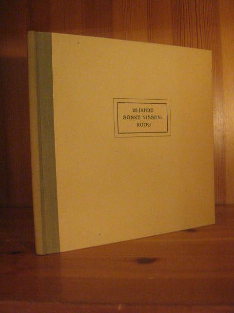 25 Jahre Sönke Nissen-Koog Husum, Jebens` Nachf., 1948. SB-14324
