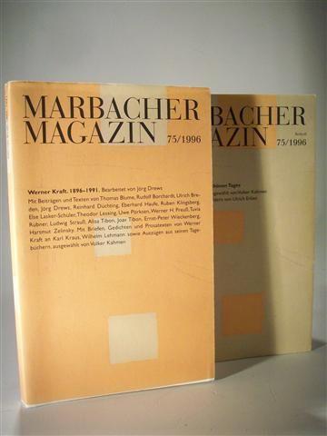 Eines schönen Tages: Gedichte und Prosa (Marbacher Magazin)
