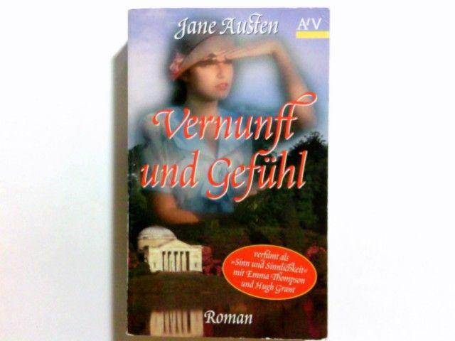 Vernunft und Gefühl : Roman. Aus dem Engl. von Erika Gröger / Aufbau-Taschenbücher  5102 - Austen, Jane und Erika (Übers.) Gröger