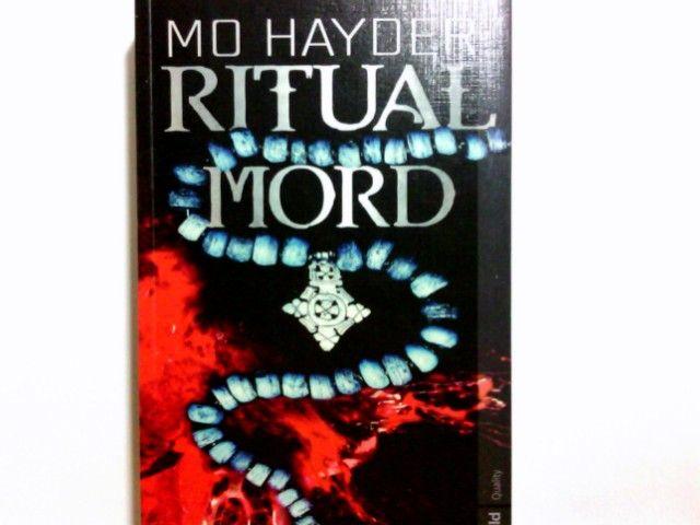 Ritualmord : Thriller. Mo Hayder. Aus dem Engl. von Rainer Schmidt / Weltbild Quality - Hayder, Mo (Verfasser) und Rainer (Übersetzer) Schmidt