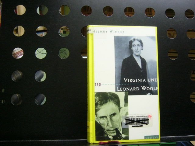 Virginia und Leonard Woolf