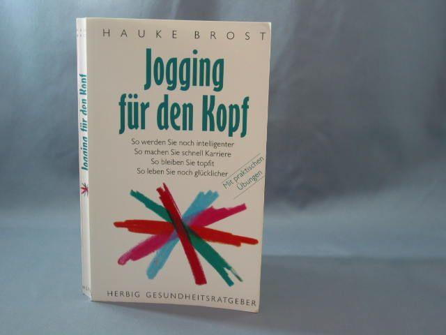 jogging f r den kopf so werden sie noch intelligenter so machen sie schnell ebay. Black Bedroom Furniture Sets. Home Design Ideas