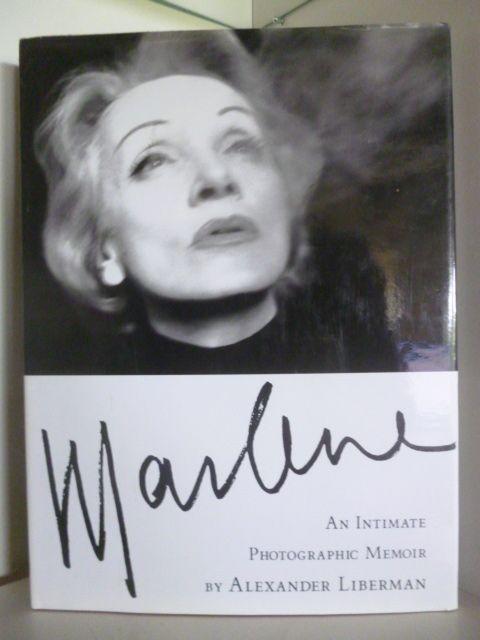 Marlene. An Intimate Photographic Memoir (English Edition) - Liberman, Alexander