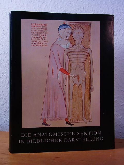 Die anatomische Sektion in bildlicher Darstellung - Wolf-Heidegger, Gerhard und Anna Maria Cetto