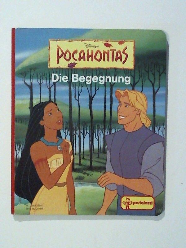 Disneys Pocahontas. Die Begegnung.