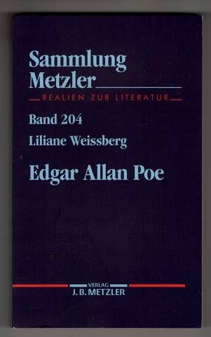 Edgar Allan Poe. - Weissberg, Liliane