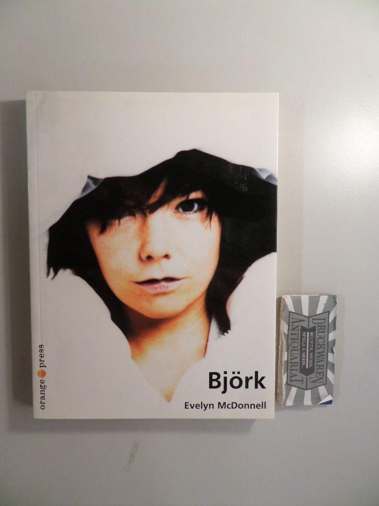 Björk. - McDonnell, Evelyn und Björk