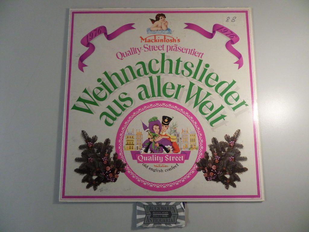 Weihnachtslieder Aus Aller Welt Vinyl Lp 66 21 244 Bing Crosby Caterina Val Ebay