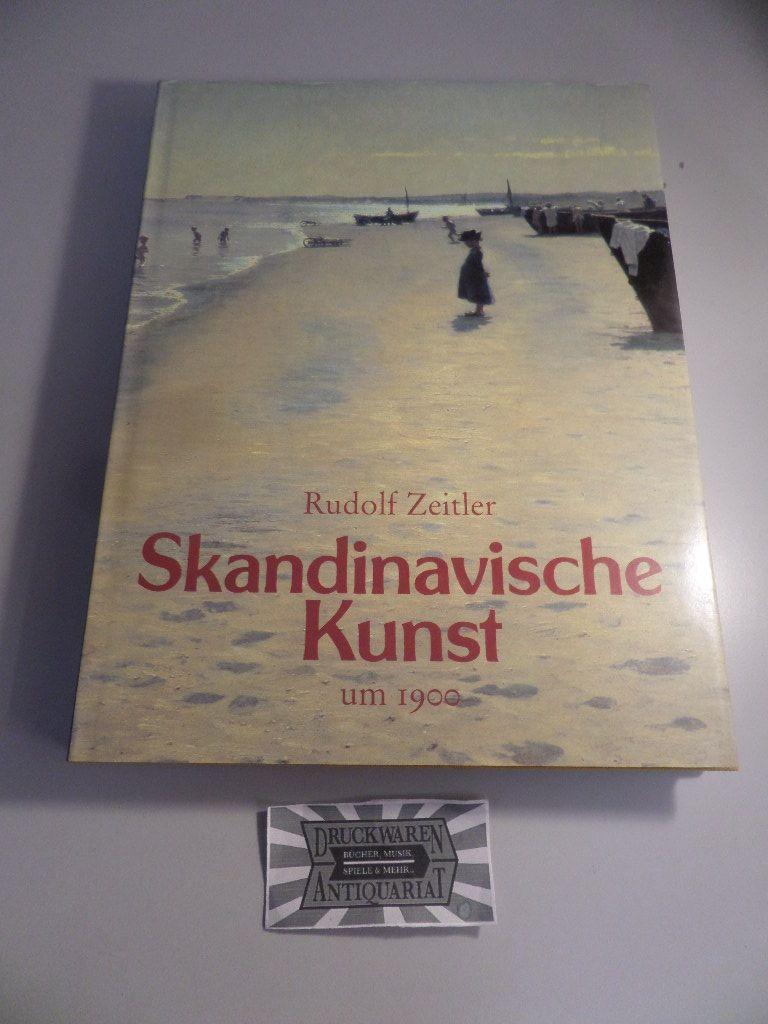 Skandinavische Kunst um 1900. Mit zahlr. s/w u. farb. Abb.