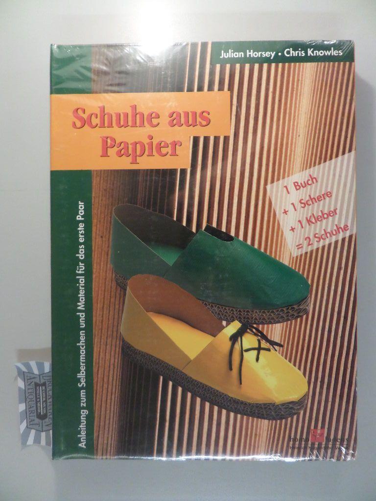 Schuhe Aus Papier Anleitung Zum Selbermachen Und Material Fur Das