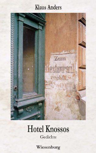 Hotel Knossos : Gedichte. - Anders, Klaus