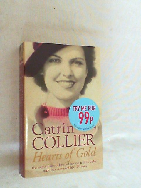 Hearts of Gold - Collier, Catrin