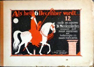 Als het 6 december wordt. 1...