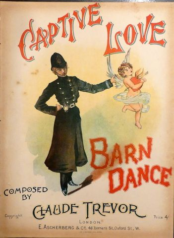 Captive love. Barn dance