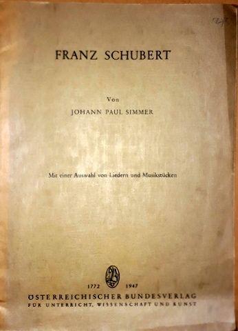 Simmer, Johann Paul: -