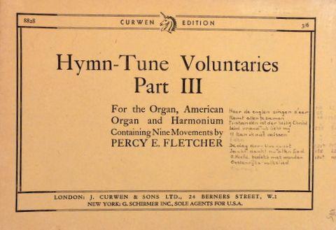 Hymn-Tune Voluntaries Part ...