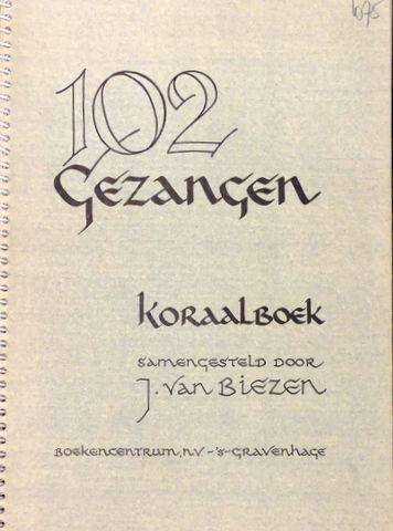 102 Gezangen Koraalboek Sam...