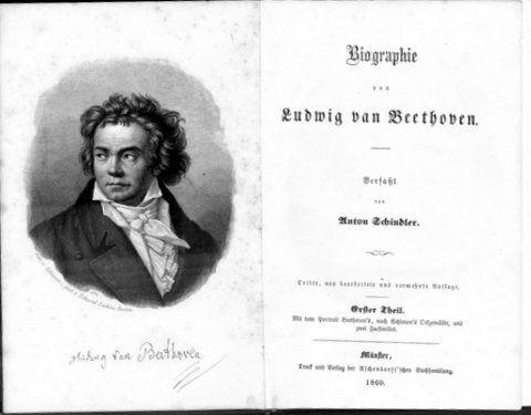 Biographie von Ludwig van B...