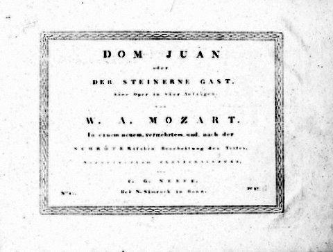 [K 527] Dom Juan oder Der s...