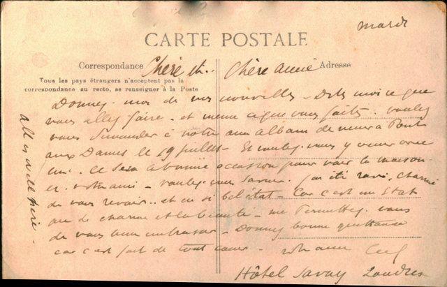 COQUELIN AÎNÉ (1841-1909)): - [Carte postale]