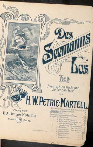 Petrie-Martell, H.W.: -
