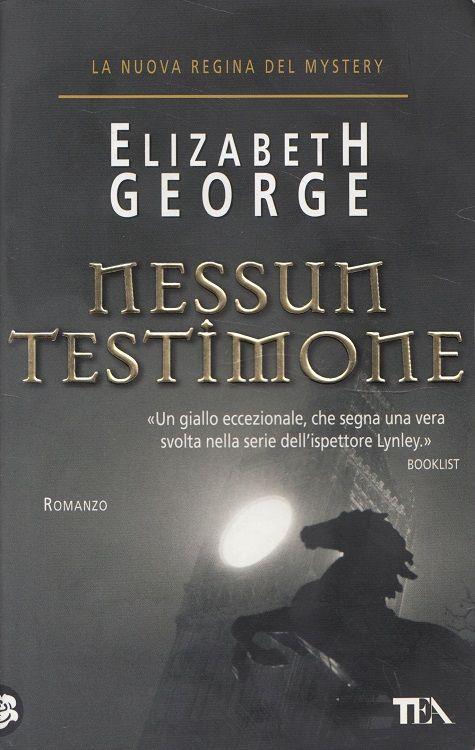 Nessun testimone (Italiano) - George, Elizabeth