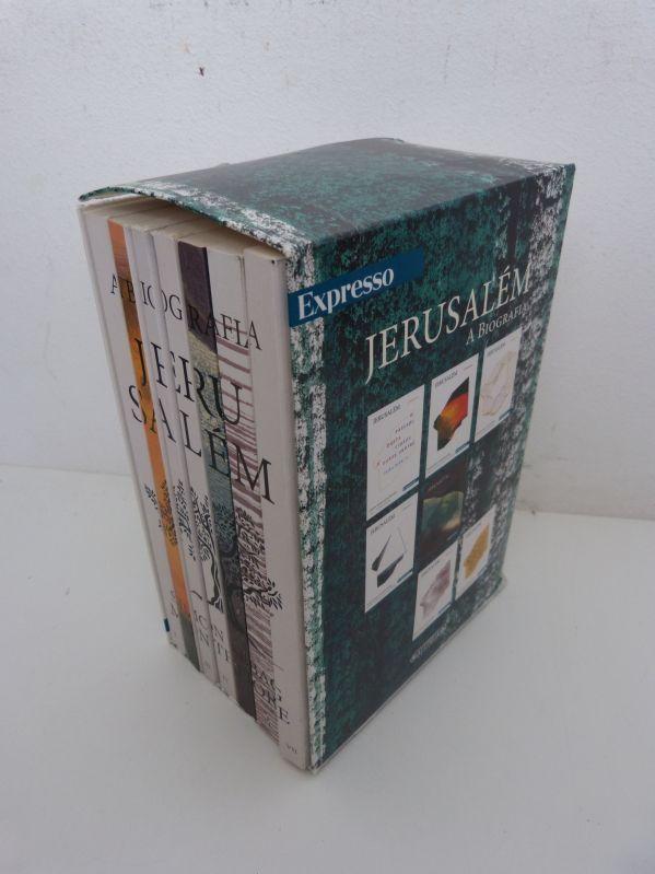 Jerusalem. A Biografia. (7 Bde / 7 vol. set) - Sebag Montefiore, Simon