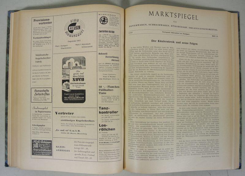 Marktspiegel Fur Papierwaren Schreibwaren Burobedarf