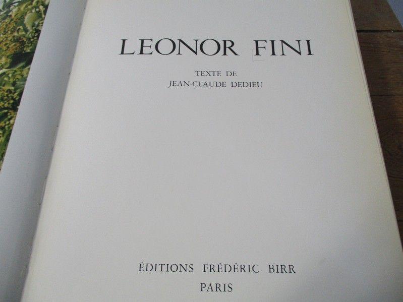 Leonor Fini - Dedieu, Jean-Claude