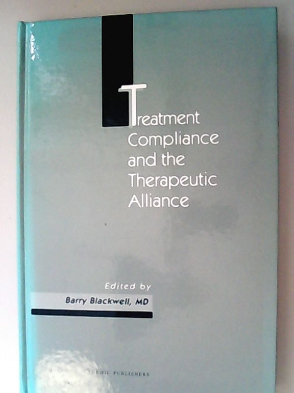 Treatment Compliance and the Therapeutic Alliance