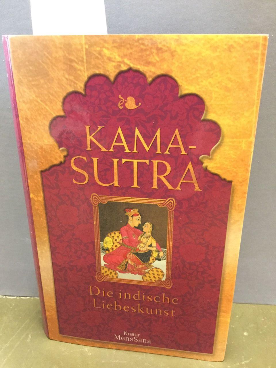 kamasutra das indische lehrbuch der liebe